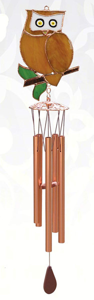 Owl Small Wind Chime