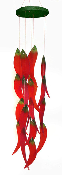 Hot Chiles Windchime