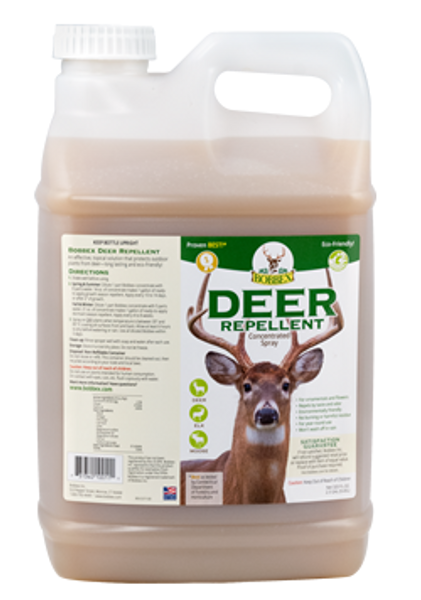 Bobbex Deer 2.5 Gallon Concentrated Spray & Gallon Sprayer