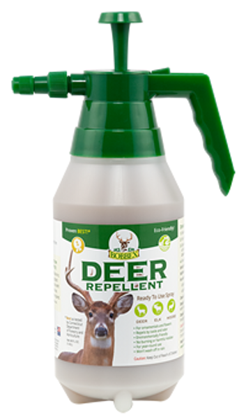 Bobbex Deer Repellent 48 oz. E-Z Pump Ready To Use Spray