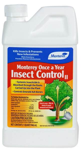 Once-A-Year Insecticidal Drench w/Merit