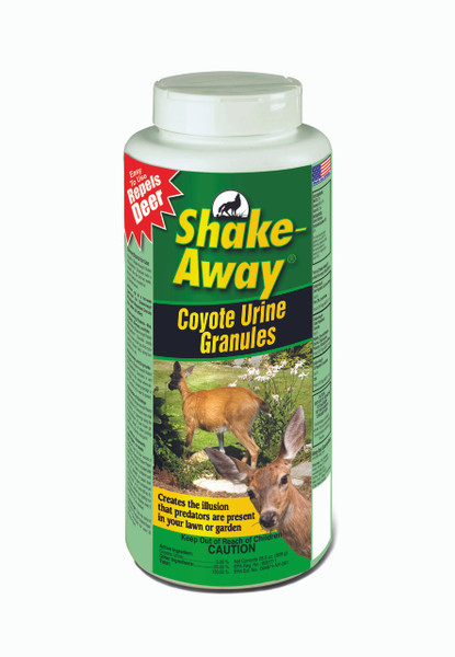 Shake-Away Deer & Large Animal Repellent, 28oz