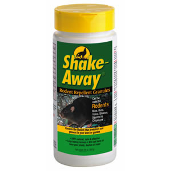 Shake-Away Rodent Repellent, 28.5oz