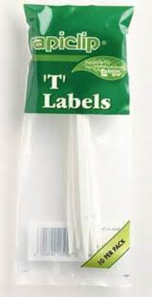 T Label Plant Markers