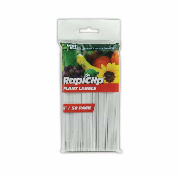 Plant Labels, 6 Inch