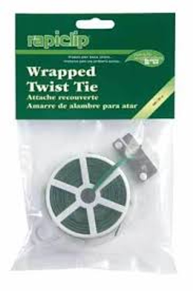 Wrapped Twist Tie
