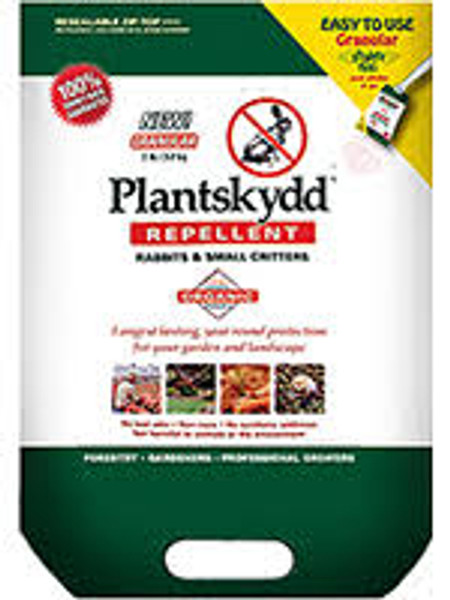 Plantskydd Rabbit & Small Critter Repellent, 3 lb Granular
