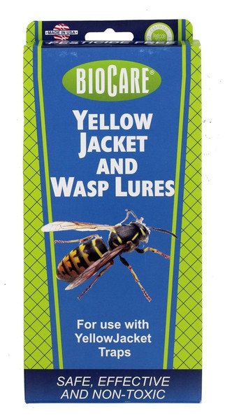 Yellow Jacket & Wasp Refill Lures