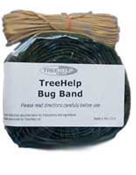 TreeHelp Bug Band Protective Insect Barrier, 10 ft.