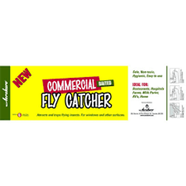 Commercial Fly Catcher, 6-PACK
