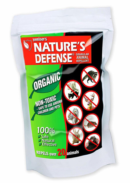 Nature's Defense All-Purpose Animal Repellent, 22 oz. Granular