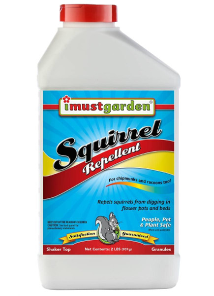 All Natural Squirrel Repellent 2-LB Granular