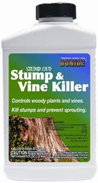Stump-Out Stump & Vine Killer Concentrate, 8oz.
