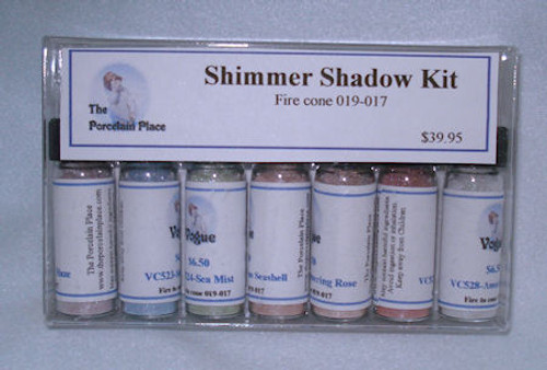Shimmer Shadow Kit