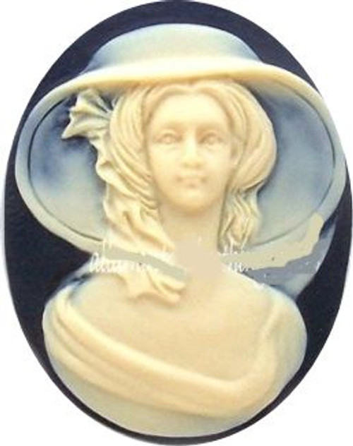 Southern Bell Cameo Mold