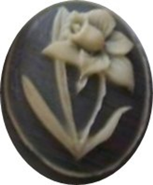 Flower Cameo Mold #3