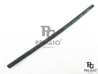 Genuine Polished Stingray Skin Cord Black [SRCD0001-001RBK01P-NN00]