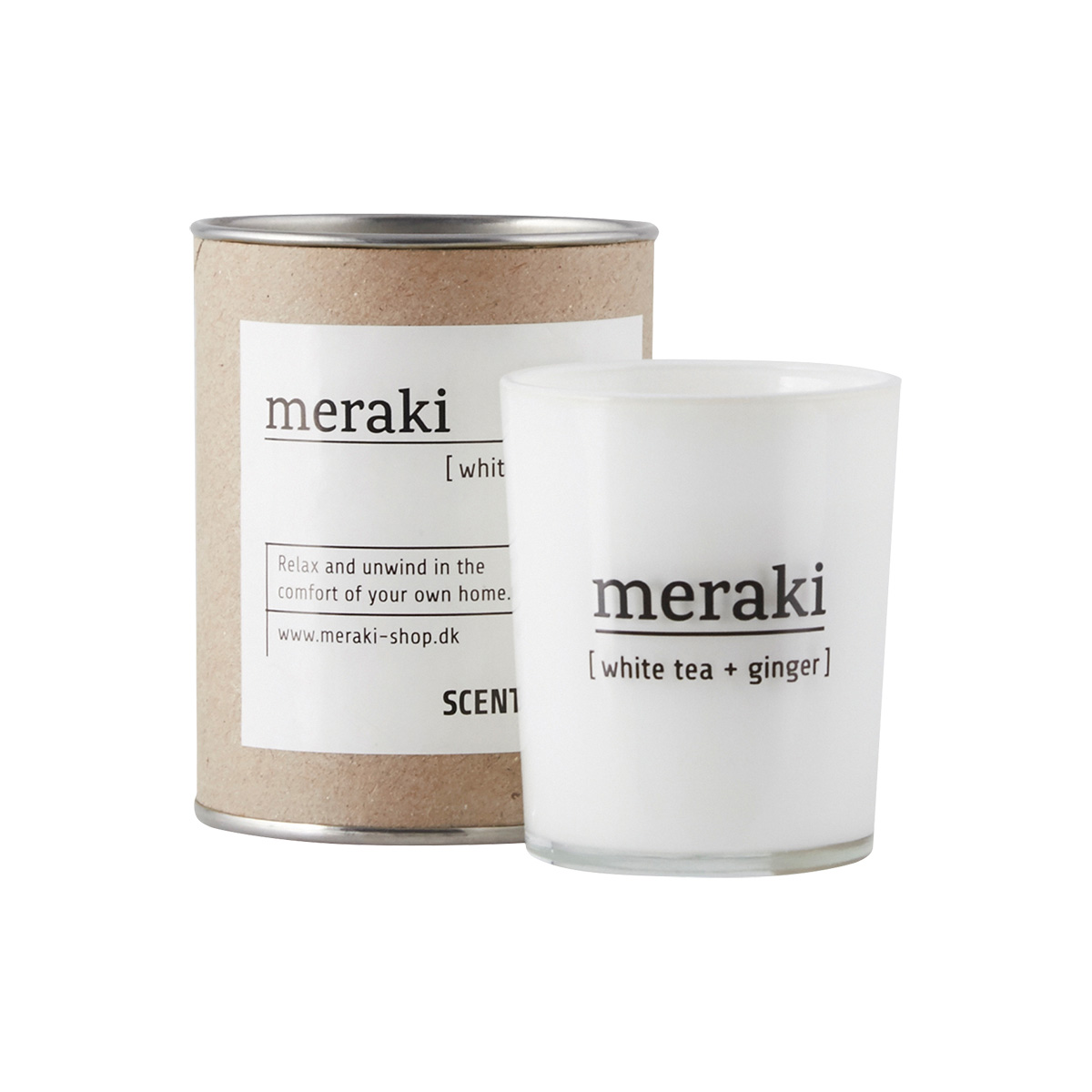 MERAKI UFTKERZE WHITE TEA GINGER