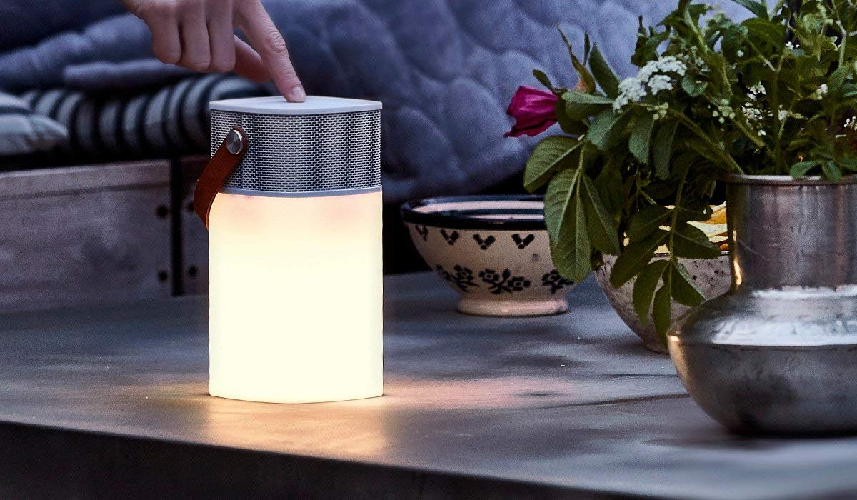 KREAFUNK BLUETOOTH BOX LAUTSPRECHER  aGLOW