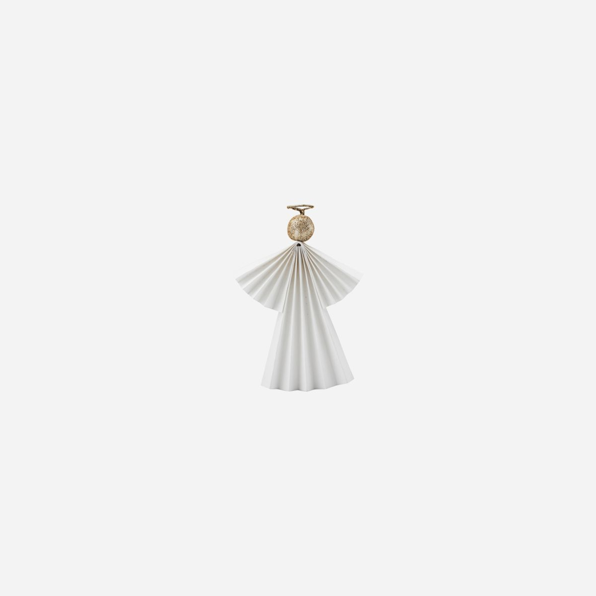 HOUSE DOCTOR ORNAMENTS ANGELS WEISS PAPIER ENGEL