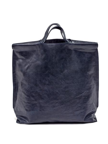 SHOPPER TASCHE BLAU BAGS BY BEA MOMBAERS