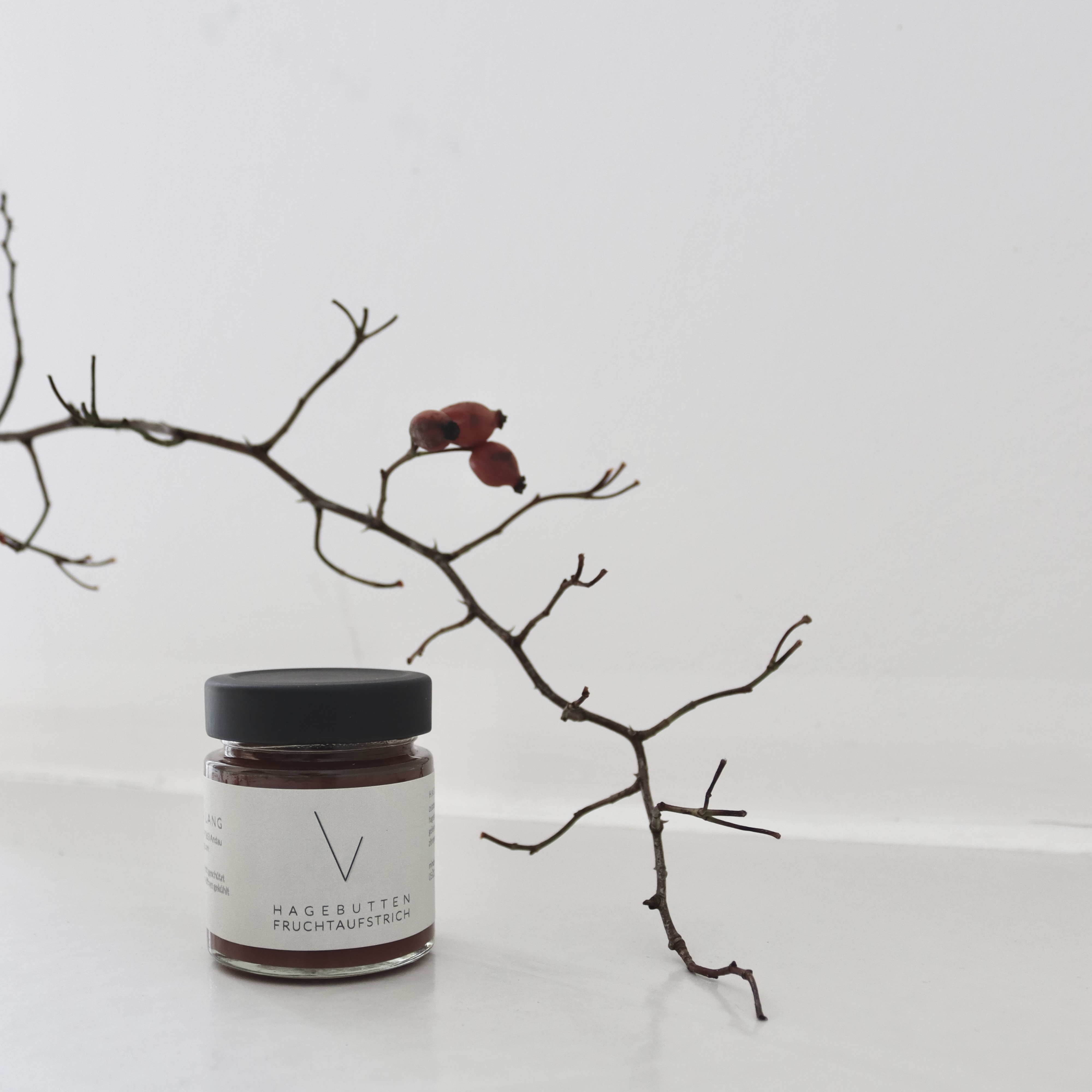 Hausgemachte Hagebutten Marmelade aus dem Seewinkel online kaufen Online shop Burgenland Neusiedlersee