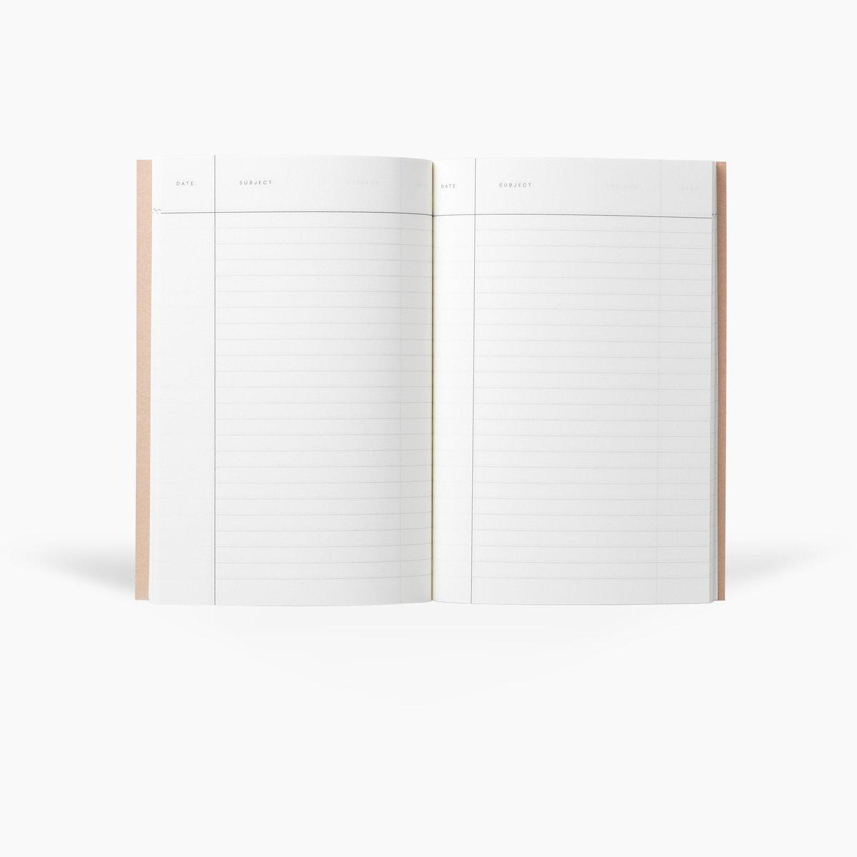 NOTEM NOTIZBUCH NOTEBOOK VITA SMALL DARK GREEN ONLINE SHOP