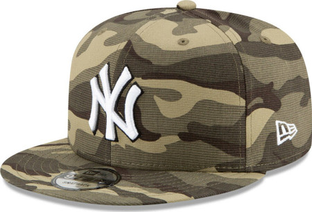 MLB New York Yankees 2021 Armed Forces Day 9Fifty 950 Snapback Hat