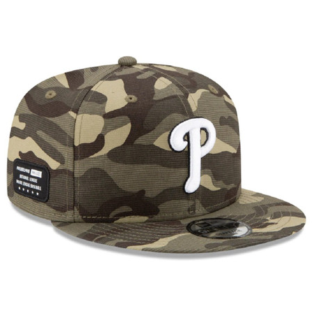 MLB Philadelphia Phillies 2021 Armed Forces Day 9Fifty 950 Snapback Hat