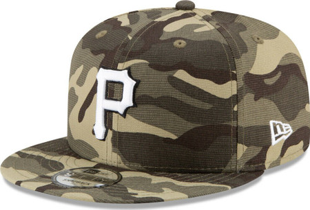 MLB Pittsburgh Pirates 2021 Armed Forces Day 9Fifty 950 Snapback Hat