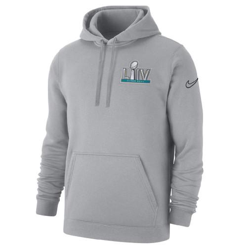 Nike Official Super Bowl LIV 54 Men's Pullover Hooded Sweatshirt - Hoodie