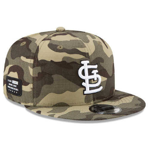 MLB St Louis Cardinals 2021 Armed Forces Day 9Fifty 950 Snapback Hat