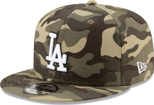 MLB L.A. Dodgers 2021 Armed Forces Day 9Fifty 950 Snapback Hat