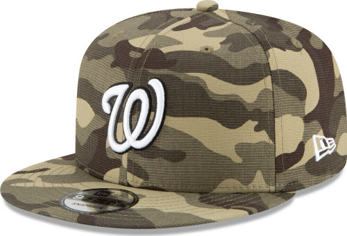 MLB Washington Nationals 2021 Armed Forces Day 9Fifty 950 Snapback Hat