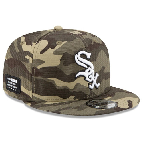 MLB Chicago White Sox 2021 Armed Forces Day 9Fifty 950 Snapback Hat