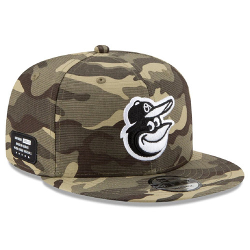 MLB Baltimore Orioles 2021 Armed Forces Day 9Fifty 950 Snapback Hat