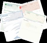 Sample Custom Cheque