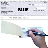 Personal Cheque Books-Basic Security Features