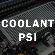 Coolant Pressure Gauges
