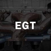 Pyrometer EGT Gauges