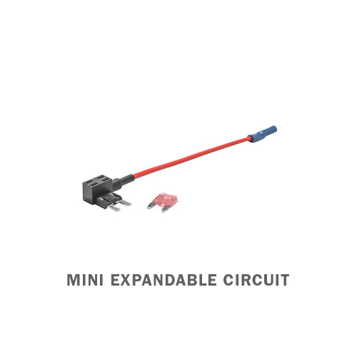 Mini Expandable Circuit & 4 Amp Fuse