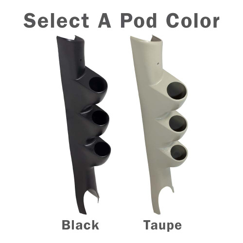 Select a Pod for 2003-2009 Dodge Ram Cummins