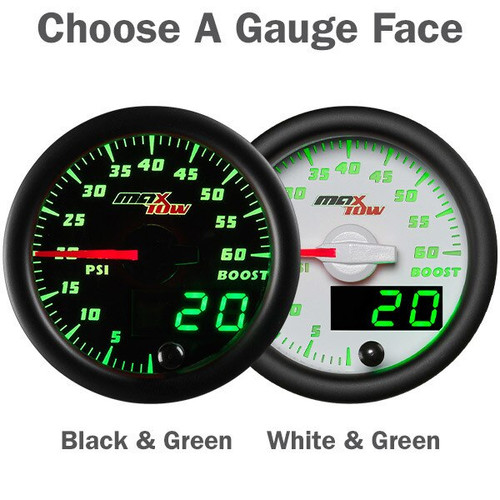 Choose a Gauge Face