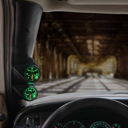 Green MaxTow Dual Gauge Package for 1998-2002 Dodge Ram Cummins