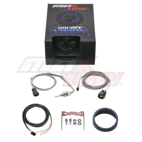 Black & Blue MaxTow 1500 F Pyrometer Gauge Unboxed