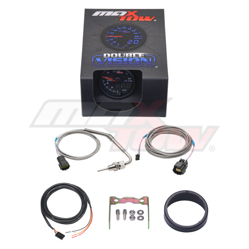 Black & Blue MaxTow 2200 F Exhaust Gas Temperature Gauge Unboxed