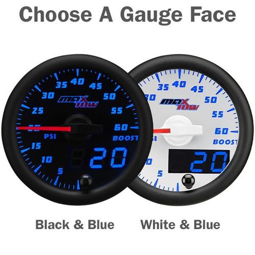 Choose a Gauge Face