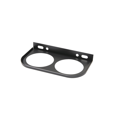 Universal Dual Gauge Under Dashboard Mounting Bracket Pod