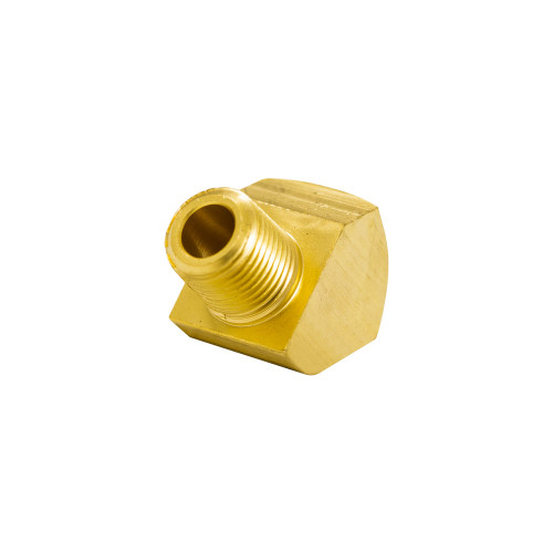 1/8-27 NPT Female to Male 45 Degree Elbow Thread Adapter