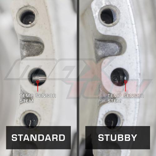 Stubby Transmission Temperature Gauge Sensor for GM 4L60-E